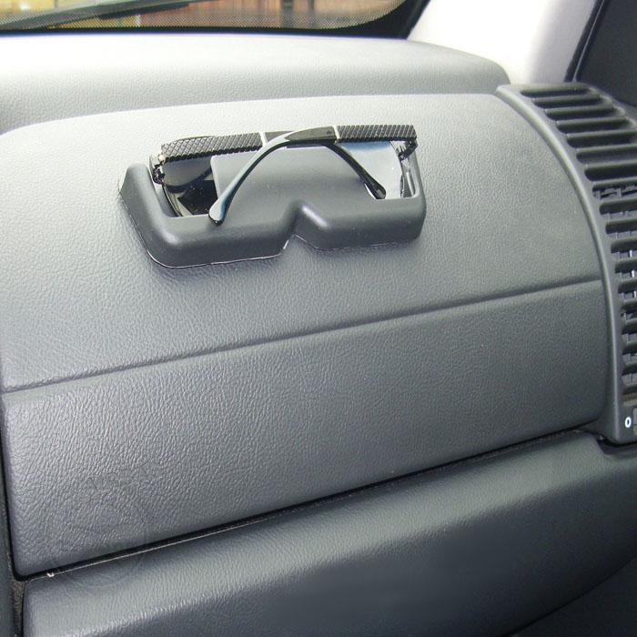 brillenhalter auto brillenhalterung selbstklebend neue ebay. Black Bedroom Furniture Sets. Home Design Ideas